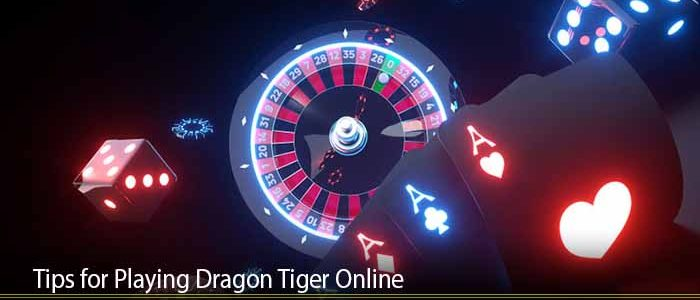 Tips for Playing Dragon Tiger Online